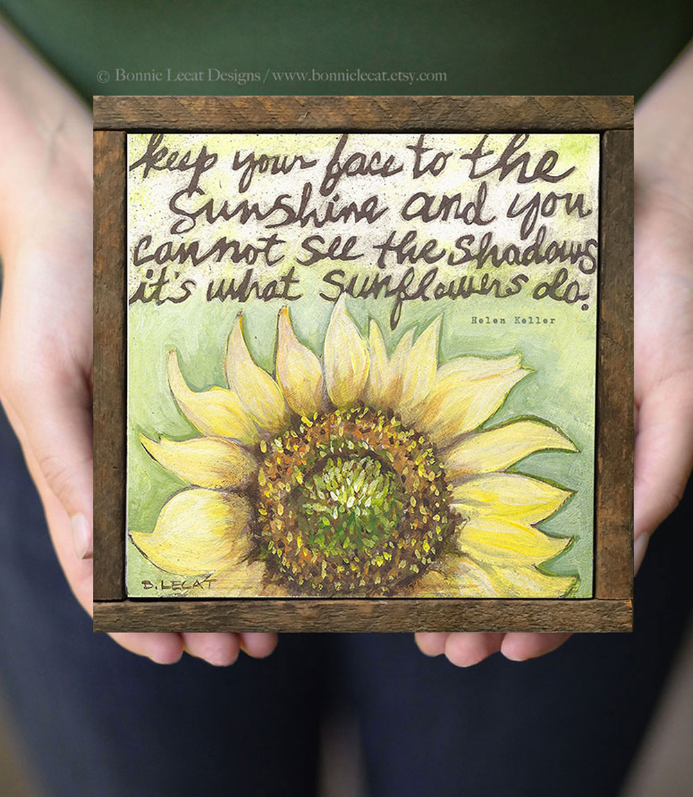 sunflowers-happiness-quote-bonnielecat