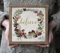 believe-wreath-framed-12x12-bonnielecat