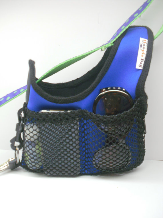 "walk your dog in style this summer with this great ""Doople Bag"""