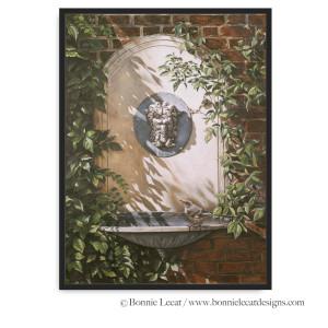 Chicago Botanic Garden Art Print for Sale