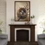 """Nest Art - """"Three"""" 40 x 30 art print"""