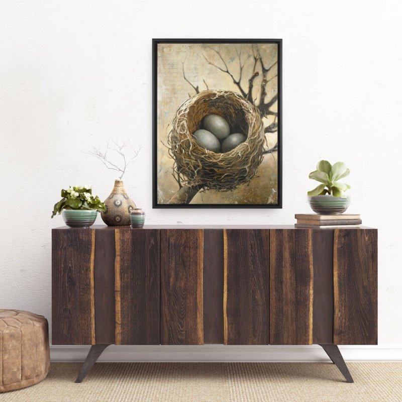 Bird Nest Art