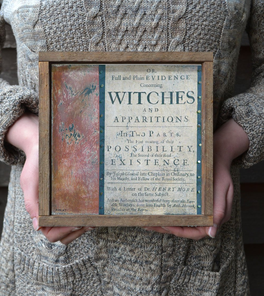 witches sign halloween decor