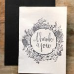 thank you card printable
