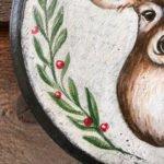 Christmas-deer-detail