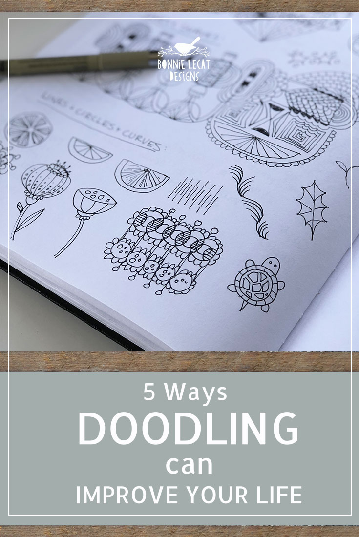 5 ways doodling can improve your life
