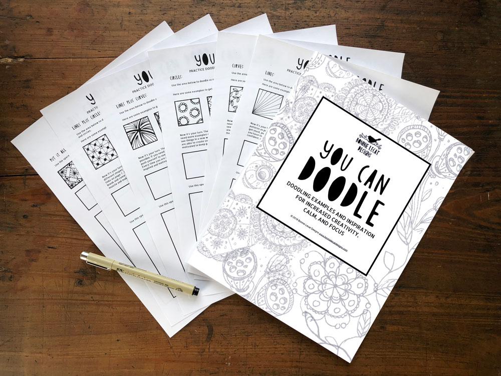 doodle workbook