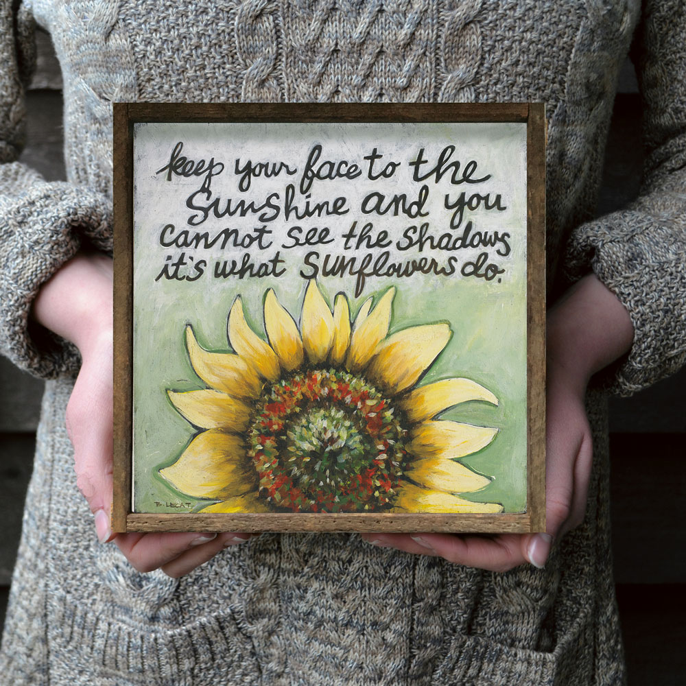 sunflowers-print