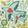 Thank you for teaching me to fly Mother's Day card