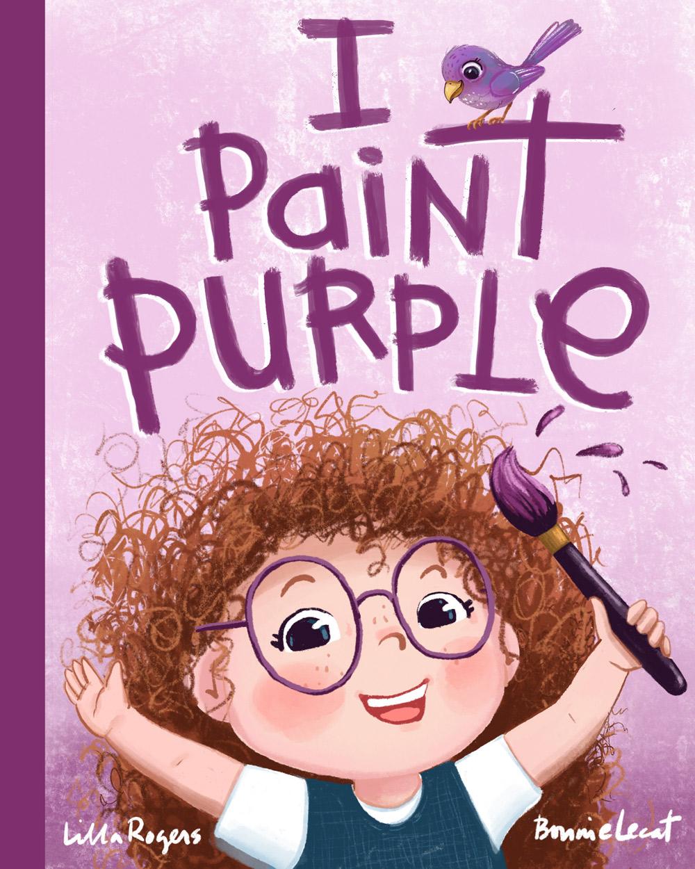 Children's Book art by Bonnie Lecat