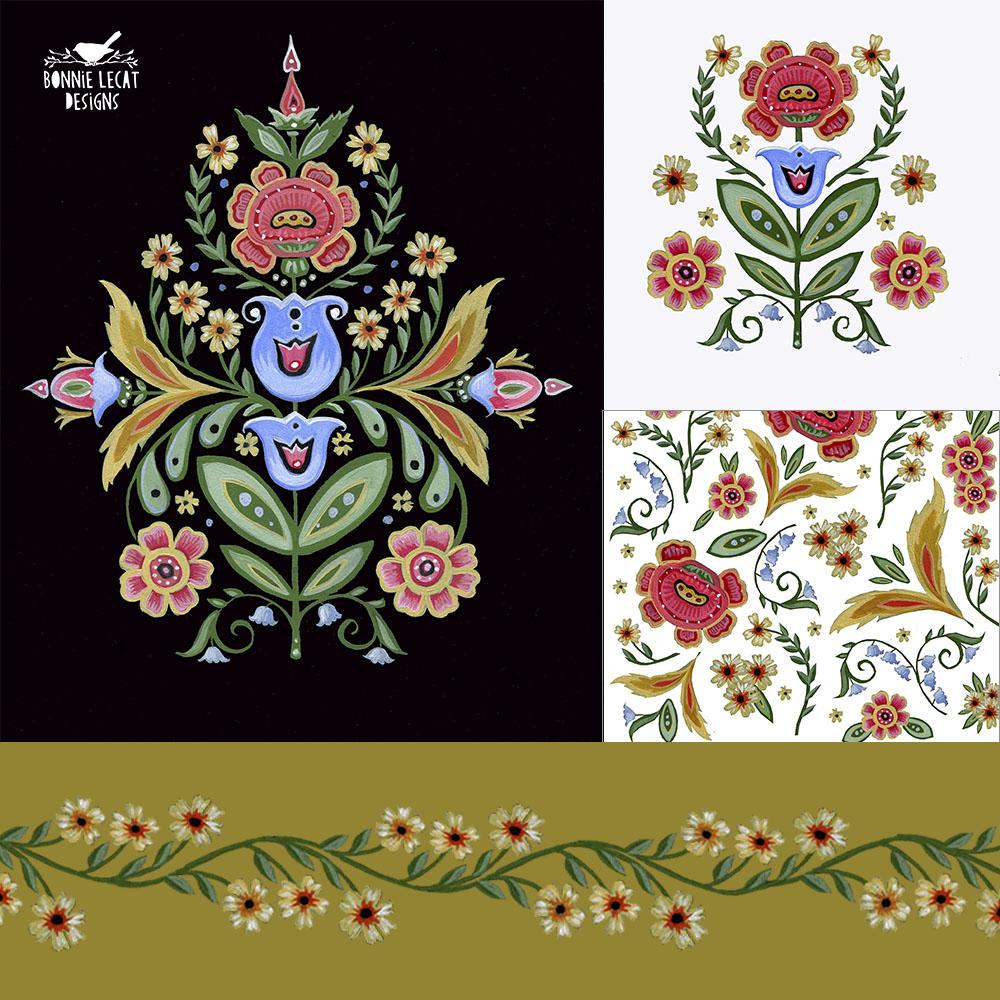 finished-folk-flora-designs
